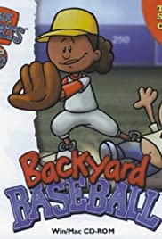 Backyard Baseball Poster
