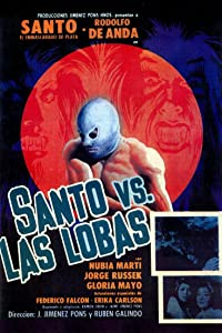 download Santo vs. las lobas