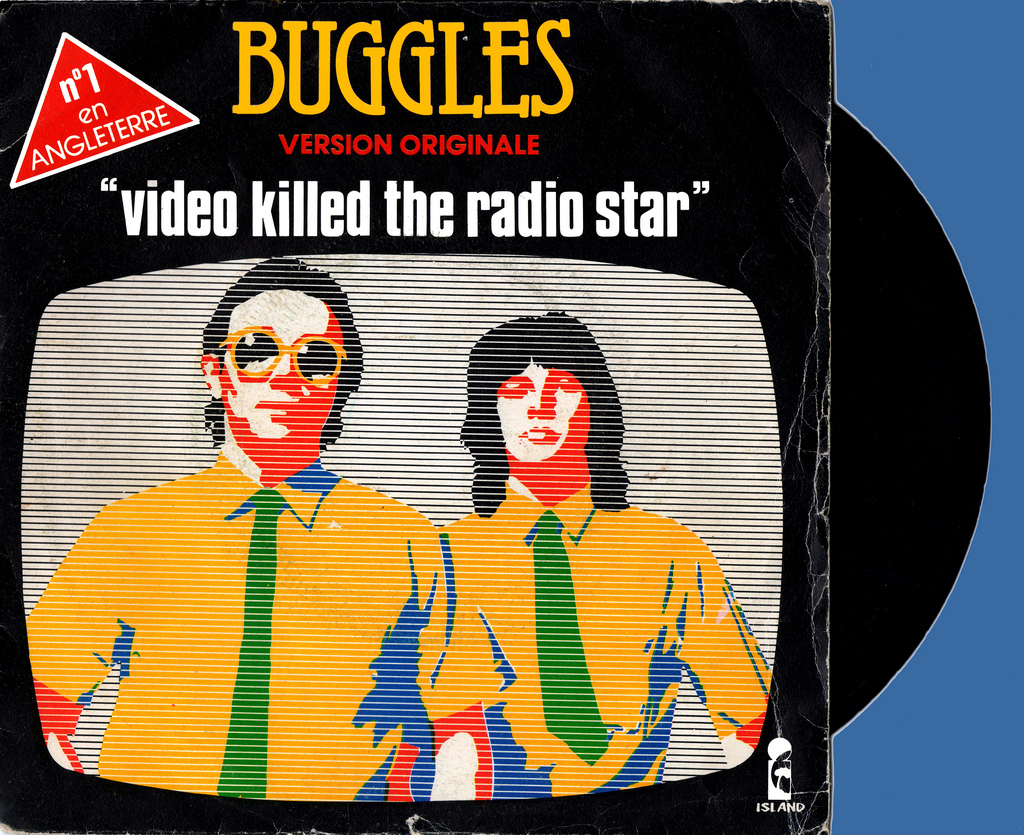 The Buggles Video Killed The Radio Star Video 1979 Imdb