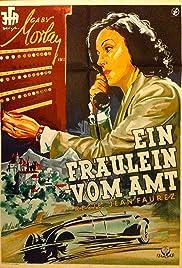 Service de nuit Poster
