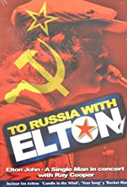 To Russia... With Elton Poster