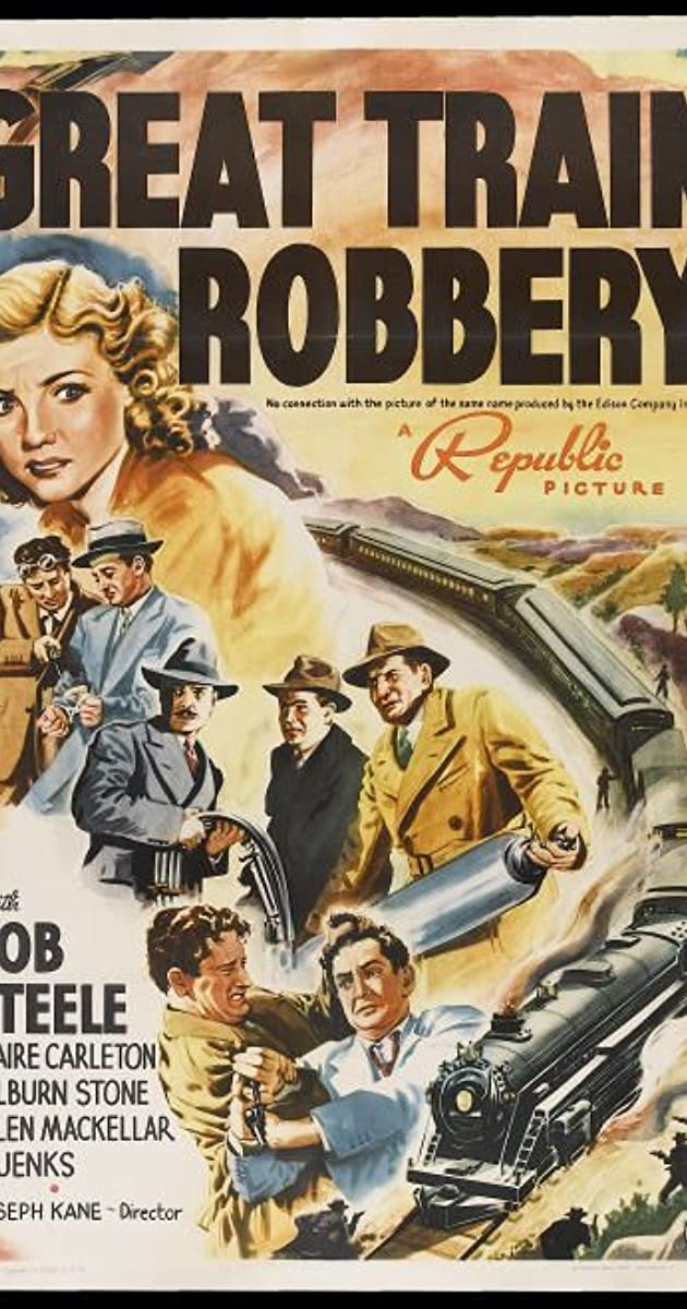 the great train robbery full movie 1978