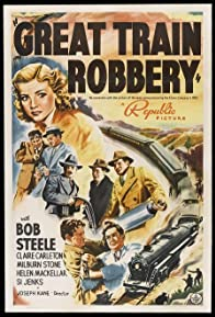 Primary photo for The Great Train Robbery