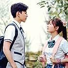 Talu Wang and Yun Lin in Yi wen ding qing (2019)