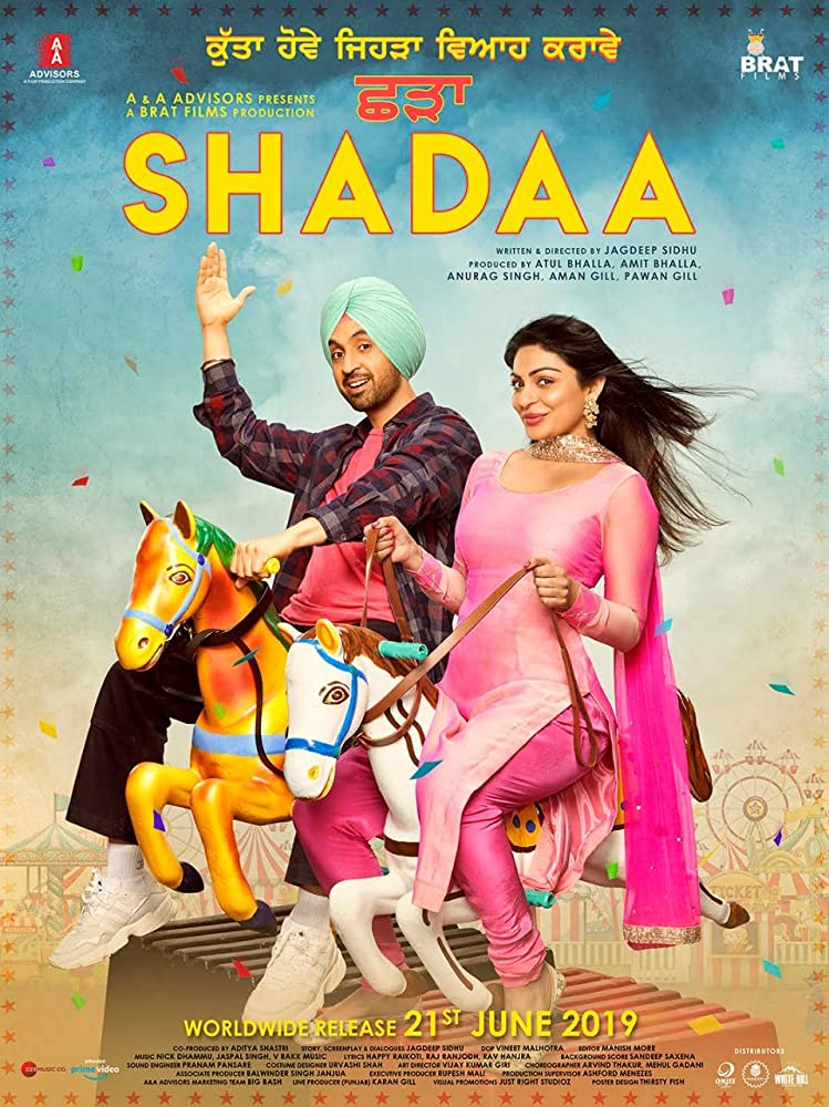 Shadaa 2019 Punjabi 450MB HDRip ESubs Download