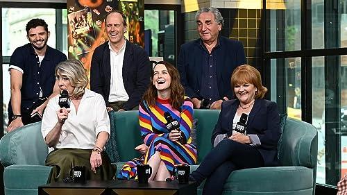 "BUILD: ""Downton Abbey"" Cast Showed Off Fridge When Kate Middleton Came to Visit"