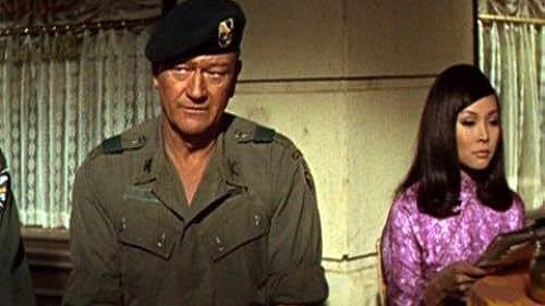 John Wayne stars in this classic war film