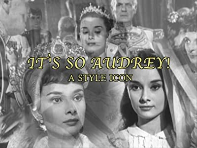 English movie for download It's So Audrey! A Style Icon [720x480]