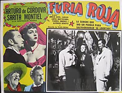 Movies downloads for mobile Furia roja Mexico [mp4]