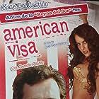 Demián Bichir and Kate del Castillo in American Visa (2005)