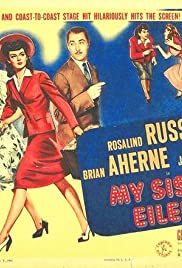 My Sister Eileen(1942) Poster - Movie Forum, Cast, Reviews