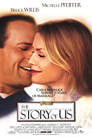 Michelle Pfeiffer and Bruce Willis in The Story of Us (1999)