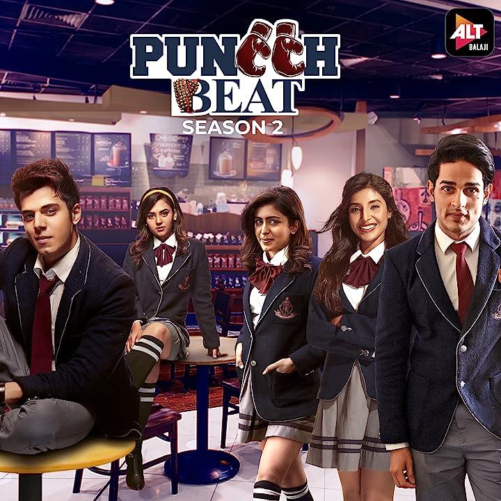 Punch Beat S02 (2021) Hindi Series WEB-HD