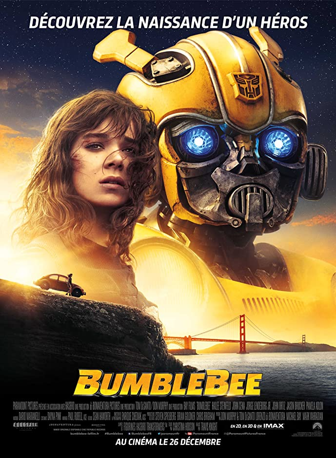 Bumblebee (2018) Hindi Dubbed