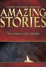 Vanessa in the Garden Poster