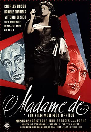 The Earrings of Madame De…