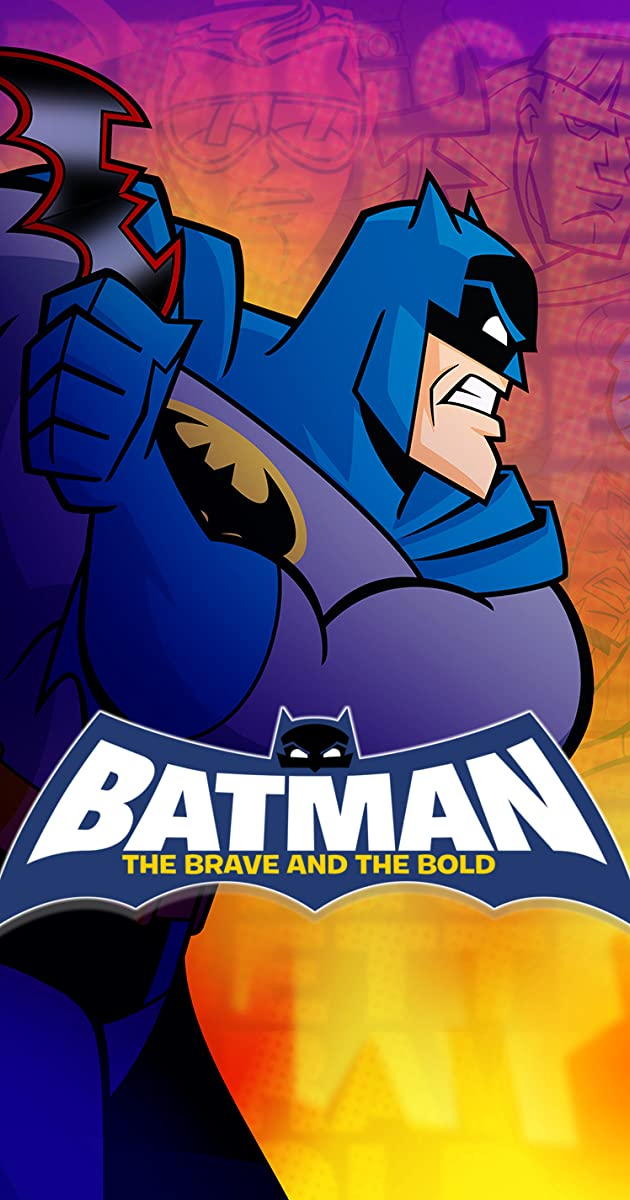 Warner Archive Collection - Batman: the Brave and the Bold ...
