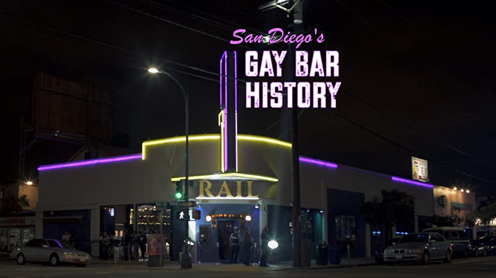 San Diego's Gay Bar History 2018