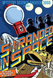 Stranded in Space Poster