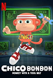 Chico Bon Bon: Monkey with a Tool Belt Poster