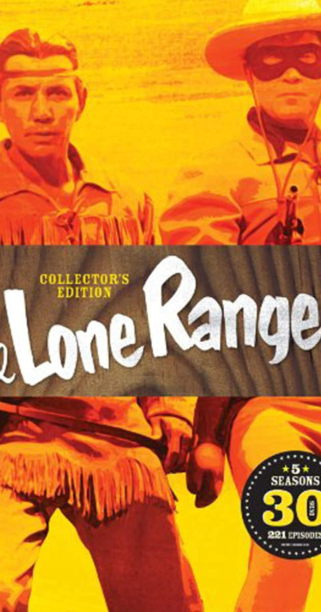 The Lone Ranger Tv Series 19491957 Full Cast Crew Imdb