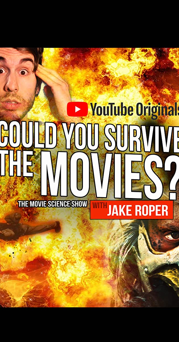Download Could You Survive The Movies? or watch streaming online complete episodes of  Season1 in HD 720p 1080p using torrent