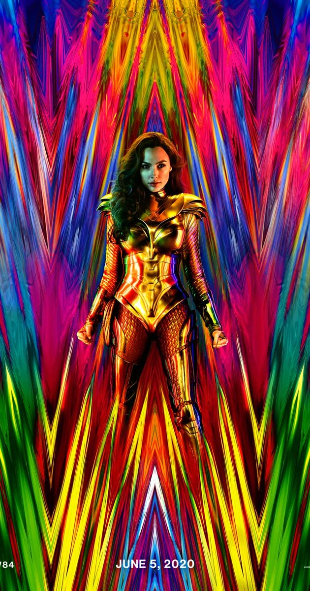 Watch Full HD Movie Wonder Woman 1984 (2020)