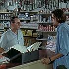 James Taylor in Two-Lane Blacktop (1971)