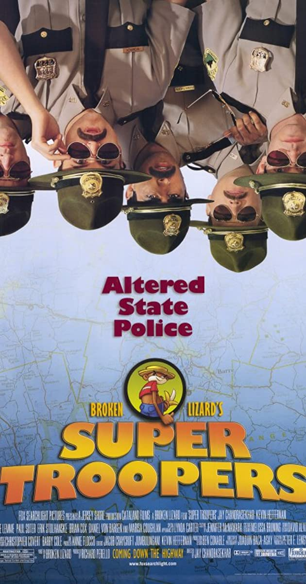 Subtitle of Super Troopers