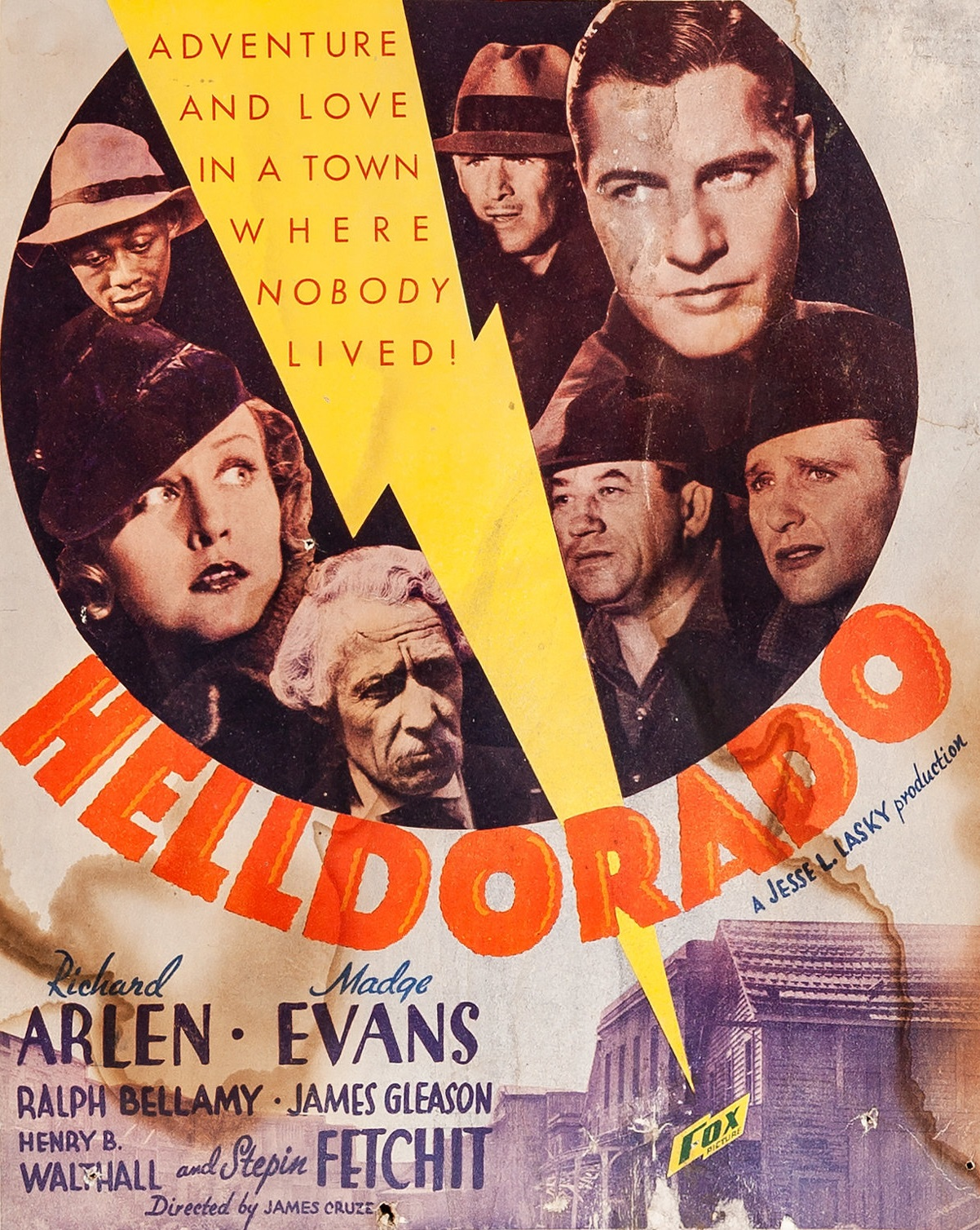 Helldorado (1935) - IMDb