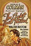 The Light That Failed (1939)