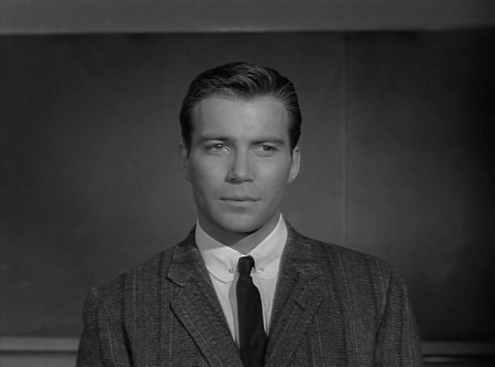 William Shatner in The Explosive Generation (1961)