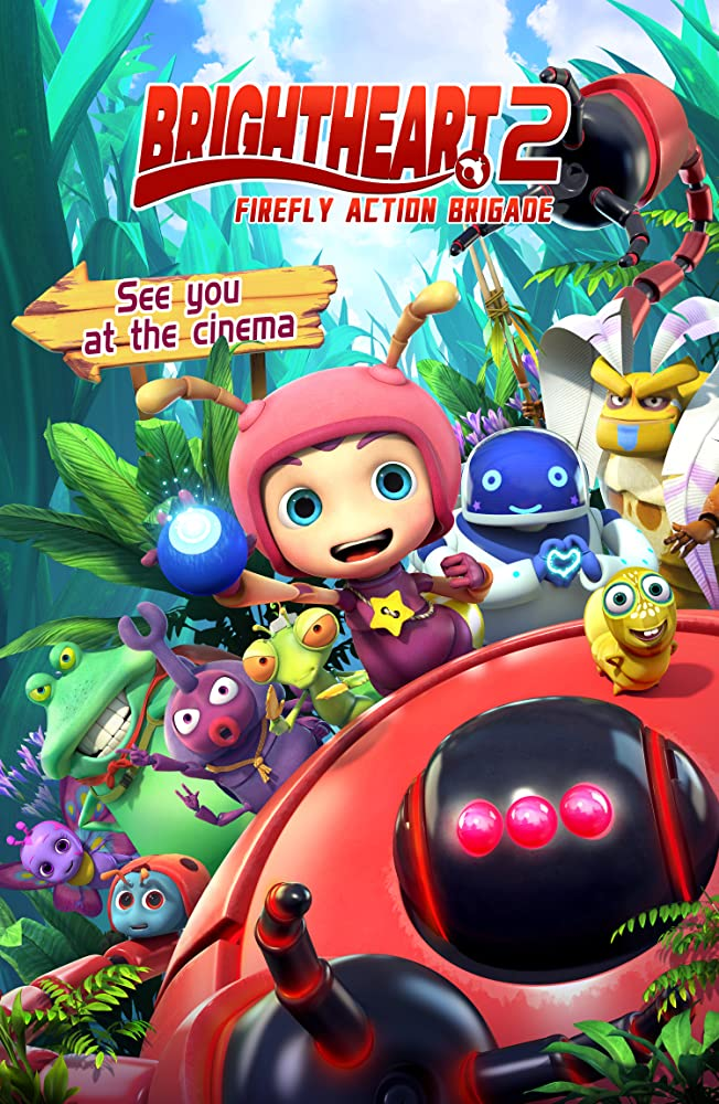 Brightheart 2: Firefly Action Brigade 2020 English 720p HDRip 795MB | 300MB Download