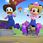 Nika Futterman, Tress MacNeille, and Kaitlyn Robrock in The Pony Prance Square Dance (2021)