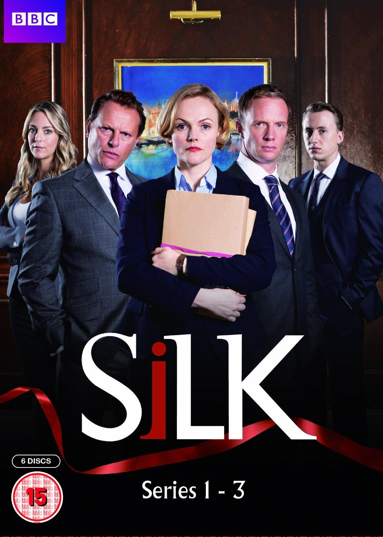 Maxine Peake, Rupert Penry-Jones, Miranda Raison, Neil Stuke, and Theo Barklem-Biggs in Silk (2011)