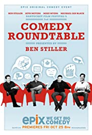 Nantucket Film Festival's 2nd Comedy Roundtable Poster