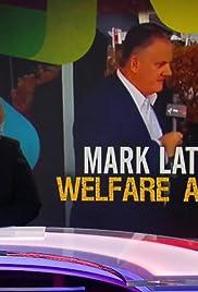 Mark Latham Welfare Attack Poster