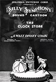 The Clock Store Poster