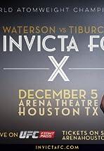 Invicta FC 10: Waterson vs. Tiburcio