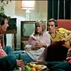Judy Geeson, Anna Bergman, Barry Evans, and Robert Lindsay in Adventures of a Taxi Driver (1976)