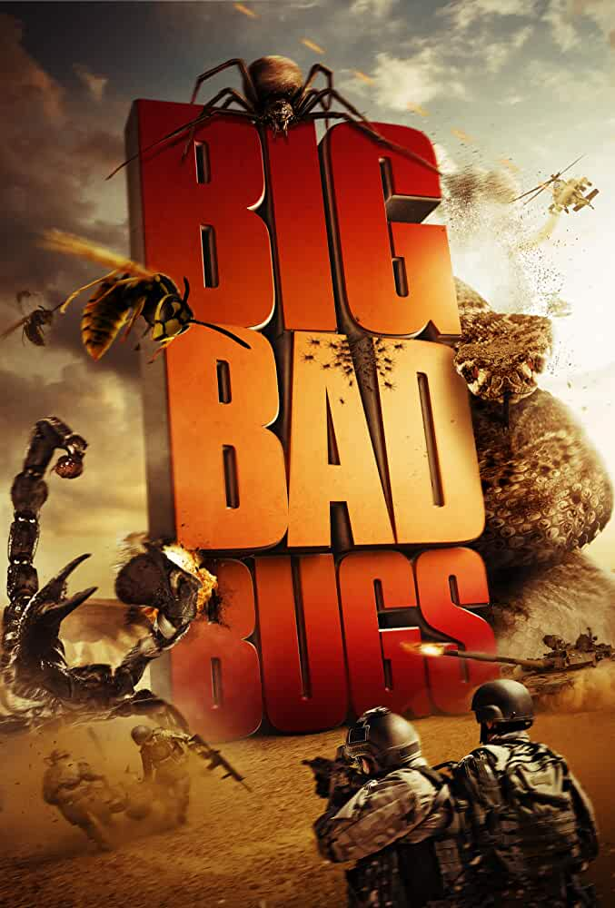 Big Bad Bugs (2012) in Hindi