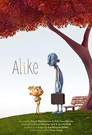 Alike Poster