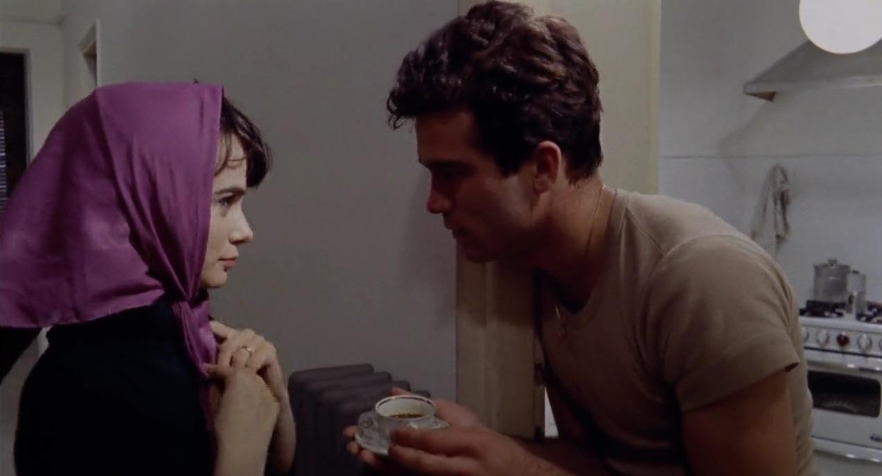 Germano Gilioli and Marisa Solinas in Boccaccio '70 (1962)