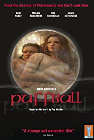 Oscar Pearce and Kelly Reilly in Puffball (2007)