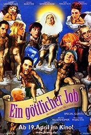 Ein göttlicher Job Poster