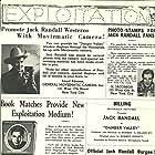 Jack Randall in Danger Valley (1937)