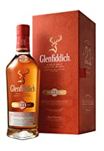 Glenfiddich 21 Year Old Whisky: The Finishing Touch