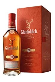 Glenfiddich 21 Year Old Whisky: The Finishing Touch Poster