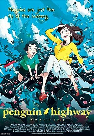 Penguin Highway (2018) วันหนึ่งฉันเจอเพนกวิน