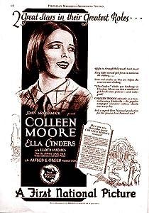 Ella Cinders Albert Parker